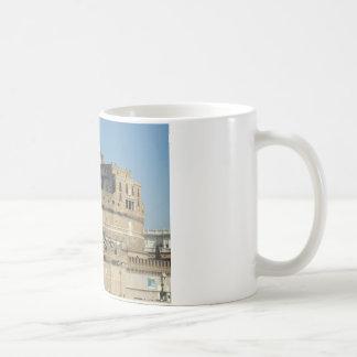 Castel Sant Angelo Basic White Mug