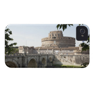 Castel Sant'Angelo is situated near the vatican, iPhone 4 Cover