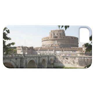 Castel Sant'Angelo is situated near the vatican, iPhone 5 Cover