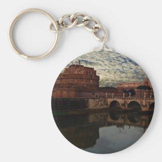 Castel Sant'Angelo Key Ring