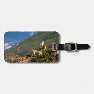 Castel Scaligero Luggage Tag