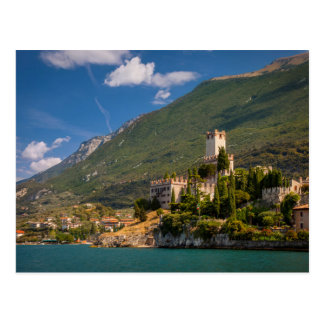 Castel Scaligero Post Cards