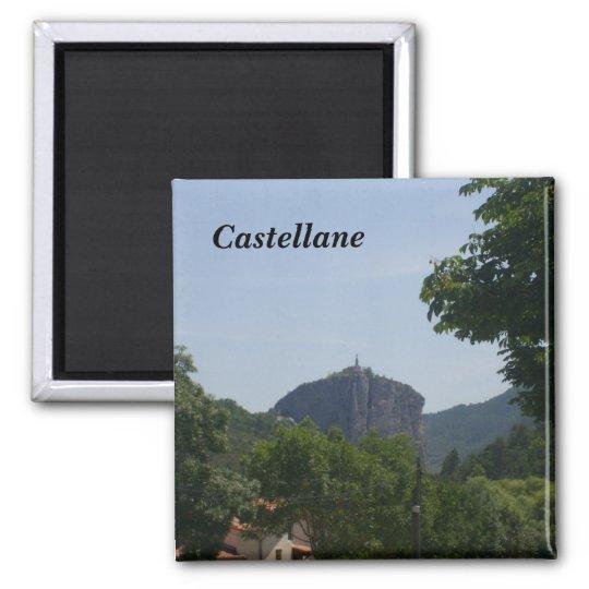 Castellane - magnet