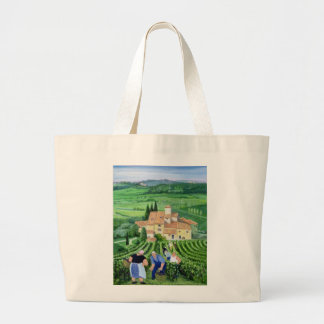 Castellina-in-Chianti Large Tote Bag