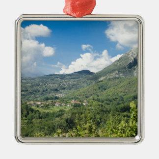Castelnuovo di Garfagnana, Tuscany, Italy - 2 Christmas Ornament