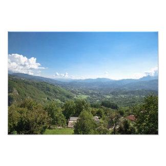 Castelnuovo di Garfagnana, Tuscany, Italy - Photo Print