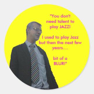 Casterton Jazz sticker