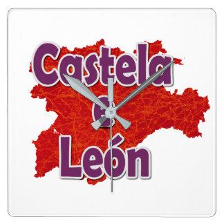 Castile and Leon Clocks