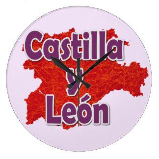 Castile and Leon Wall Clocks