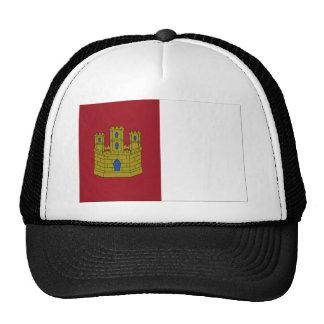 Castilla La Mancha (Spain) Flag Cap