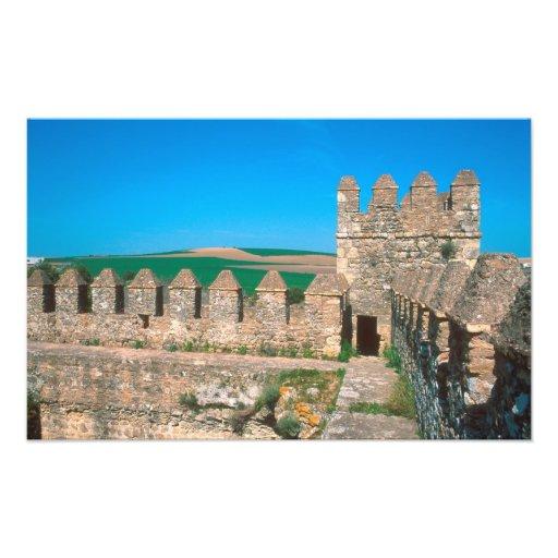 Castillo de Las Aguzaderas is a castle with a Art Photo