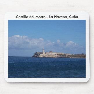Castillo del Morro La Habana Cuba Mouse Pad