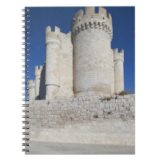 Castillo Penafiel, contains Wine Museum Notebook