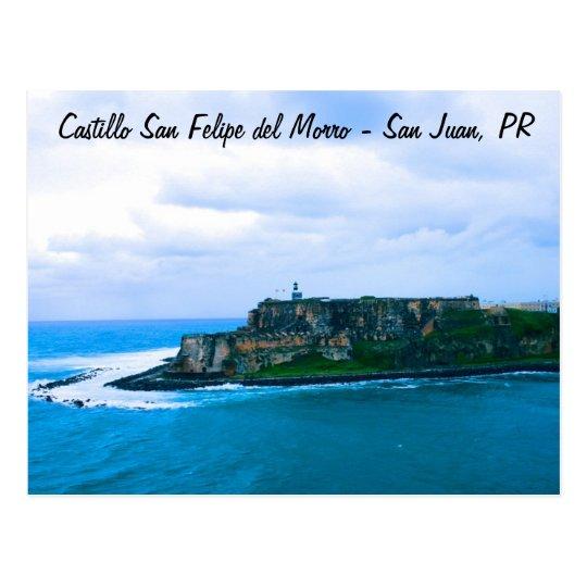 Castillo San Felipe del Morro - Old San