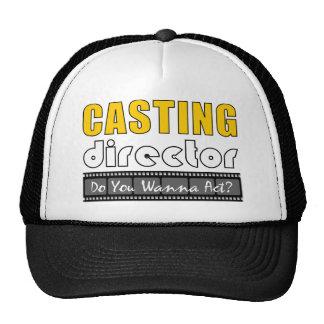 Casting Director Cap