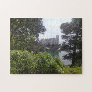 Castle by the sea jigsaw puzzle