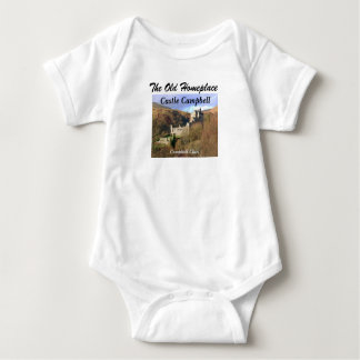 Castle Campbell – Campbell Clan Baby Bodysuit
