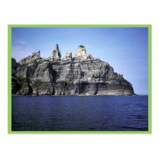 Castle Cape, Alaska Peninsula Unit Postcard