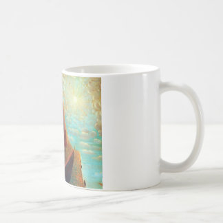 Castle (Castle Fairy Tale) by Mikalojus Ciurlionis Coffee Mug