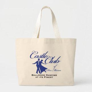 Castle Club of Des Moines Tote Bag