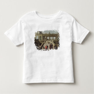 Castle Courtyard, 1762 Toddler T-Shirt