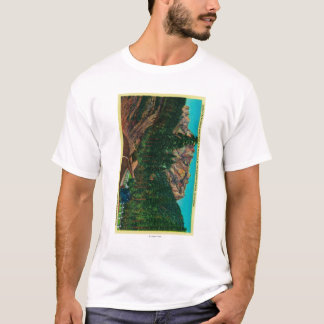 Castle Crags State Park from US 99 T-Shirt