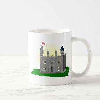 Castle Dreams Basic White Mug