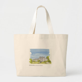 Castle Durrow, Co. Laois Jumbo Tote Bag
