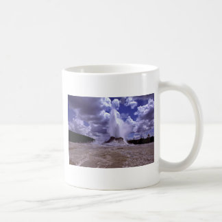 Castle Geyser, Yellowstone National Park Coffee Mug