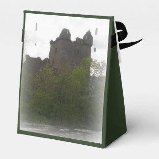 Castle Gift Bag Favour Box
