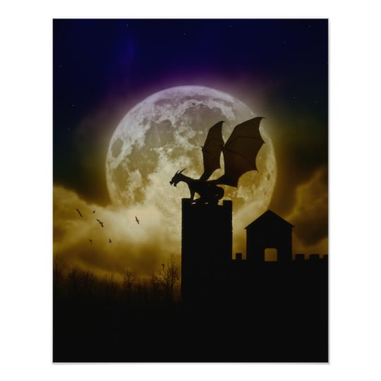 Castle Guardian Poster