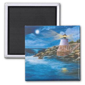 Castle Hill Lighthouse Magnet