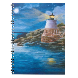 Castle Hill Lighthouse Notebook