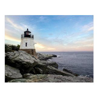 Castle Hill Lighthouse Postcard