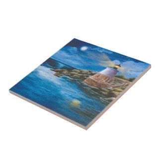 Castle Hill Lighthouse Tile