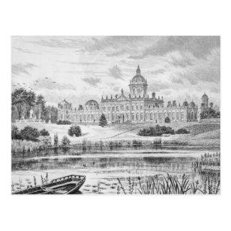 Castle Howard Postcard