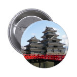 Castle in Japan Button