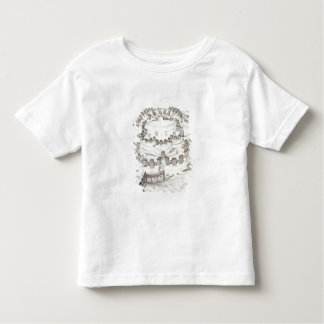 Castle in the Downes, 1539 Toddler T-Shirt