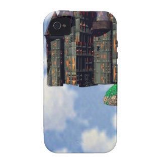 Castle in the Sky - CricketDiane iPhone4 design Case-Mate iPhone 4 Covers