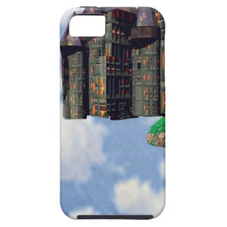 Castle in the Sky - CricketDiane iPhone4 design iPhone 5 Cover