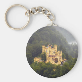 Castle In The Trees Key Ring