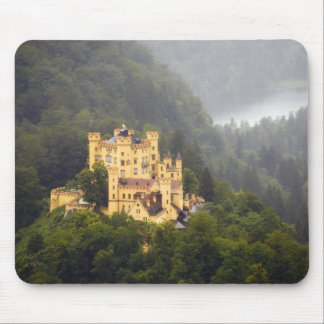 Castle In The Trees Mouse Pad