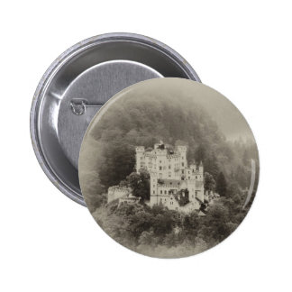 Castle In The Trees Pinback Button