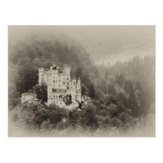 Castle In The Trees Postcard