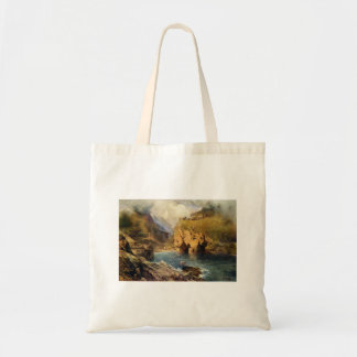 Castle Inspired by Legends Budget Tote Bag