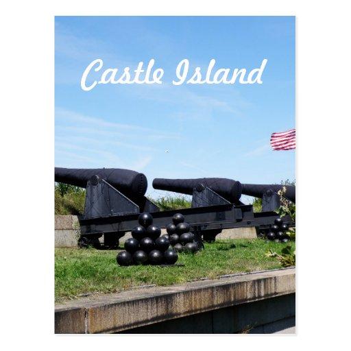 Castle Island Post Cards