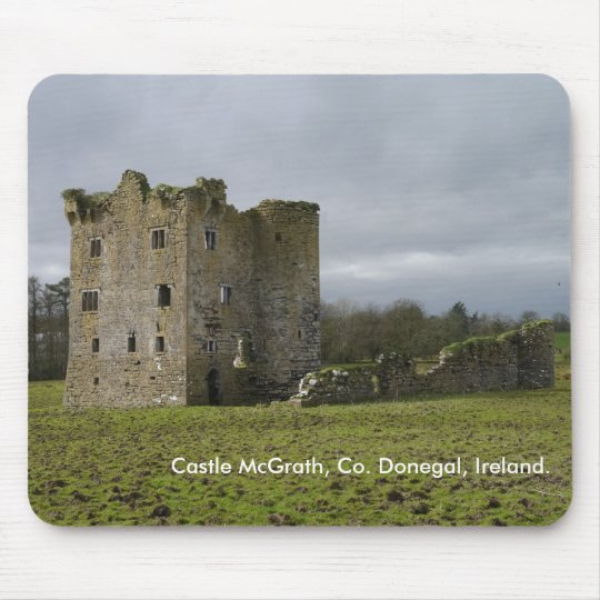 Castle McGrath Castle Mouse Mat