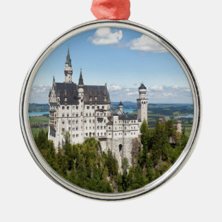 Castle Neuschwanstein at Schwangau Bavaria German Christmas Ornament