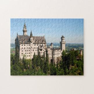 Castle Neuschwanstein Puzzle