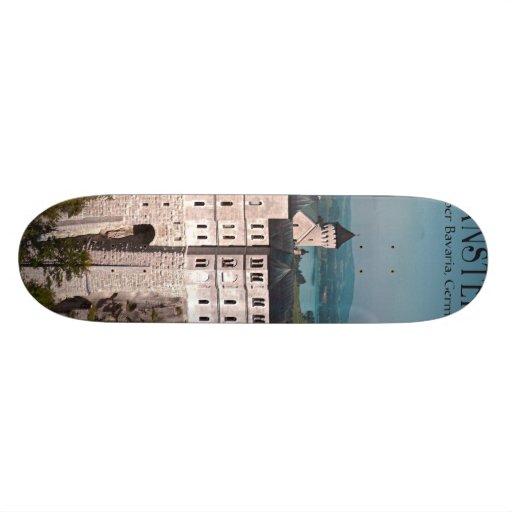 Castle Neuschwanstein Skateboard Decks
